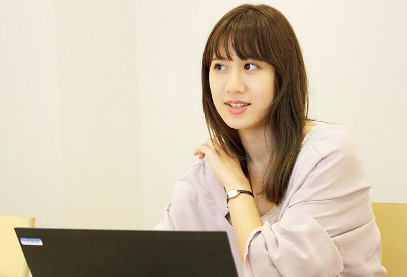 女性向けアプリのプロモーション②